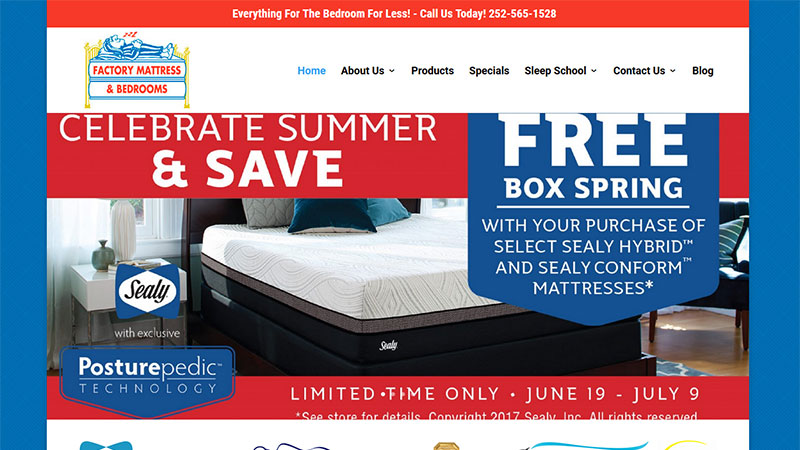 Factory Mattress USA