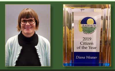 2019 Citizen of the Year-Basehor, KS
